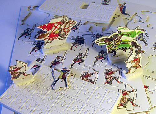 Как сделать игру рыцари на бумаге