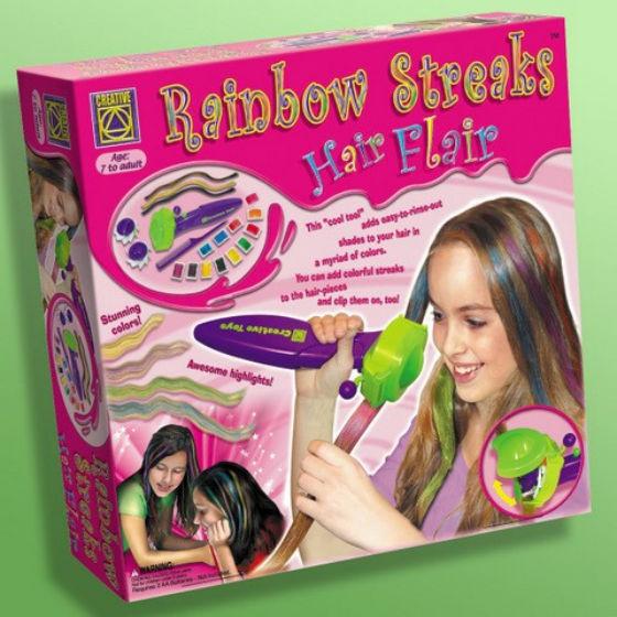 Где купить краску для волос для детей