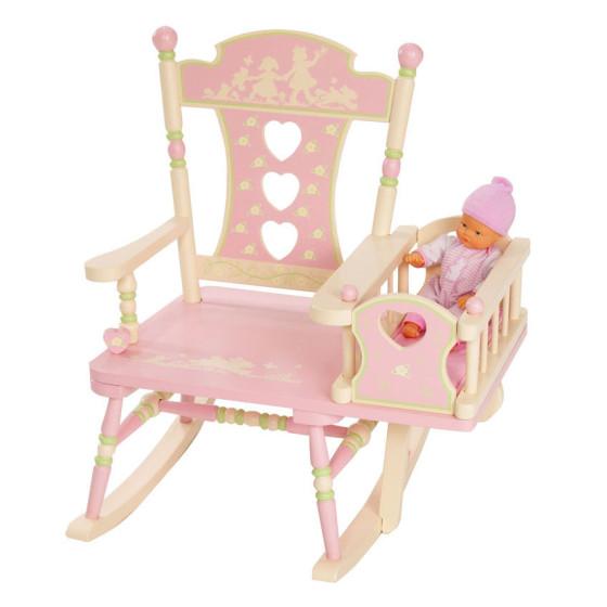 стул-качалка принцессы