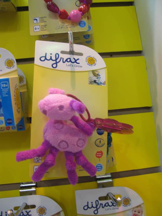 игрушки Difrax