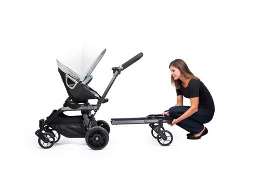 Коляска Orbit Baby для двух детей