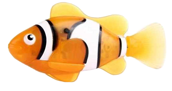 высокотехнологичная рыбка