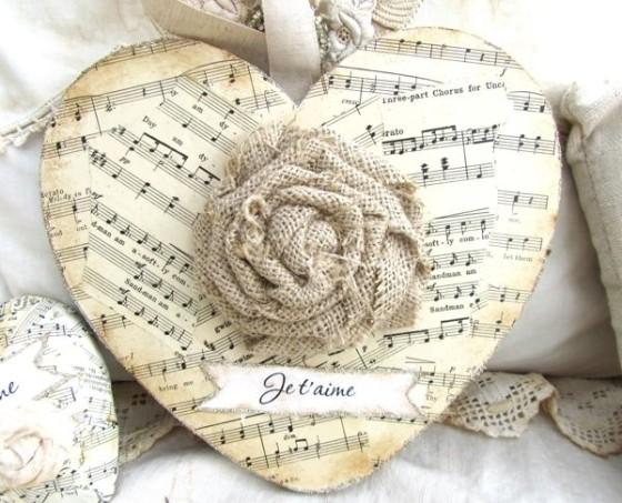 валентинка для музыкальных людей