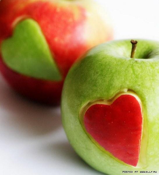 яблоко для романтиков