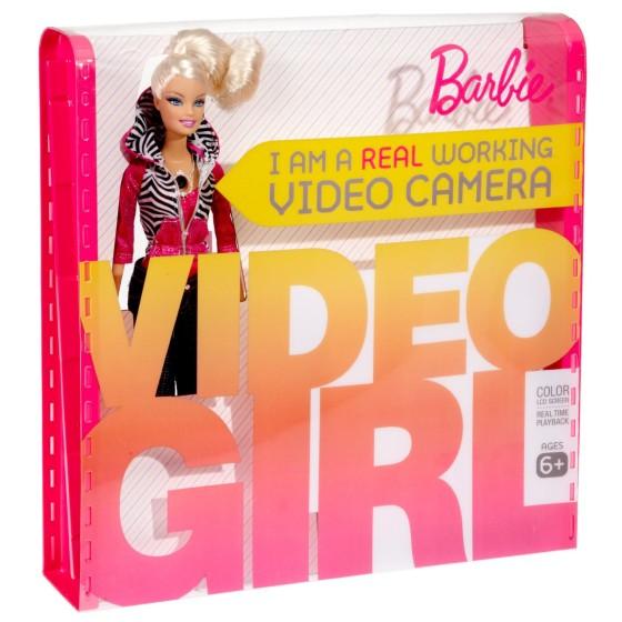 барби+видеокамера