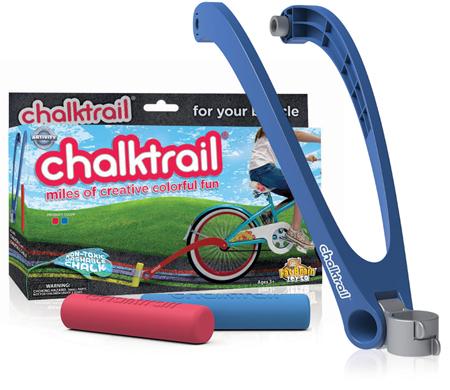 Chalktrail мел для велосипеда