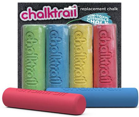 Chalktrail мел