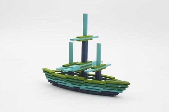 Citiblocs Natural корабль