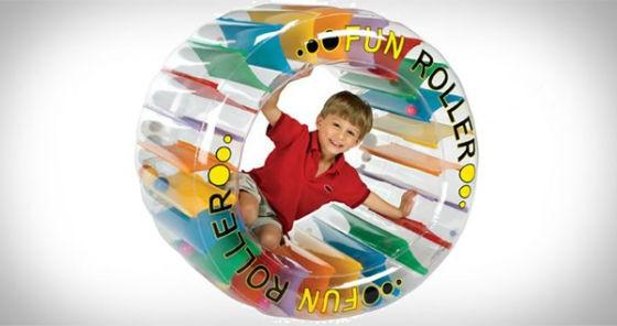 Fun-Roller Human