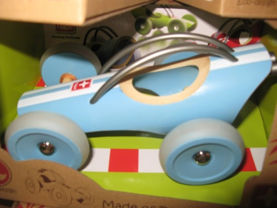Hape автомобиль
