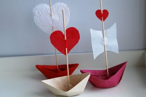 корабли любви