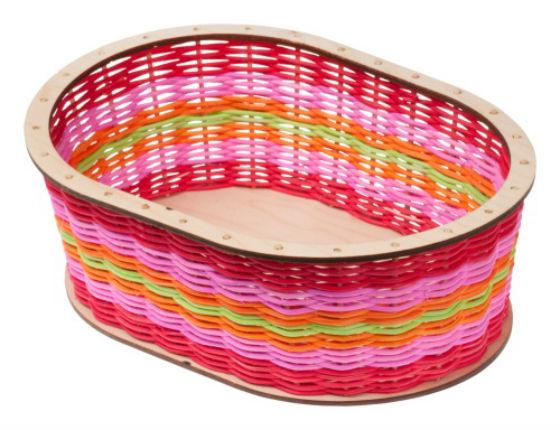 плетение из ротанговых прутьев