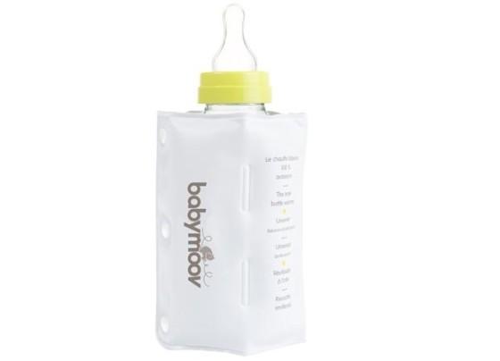 подогреватель бутылочек для путешествий нового поколения