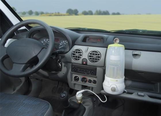 подогреватель для бутылочек в автомобиль