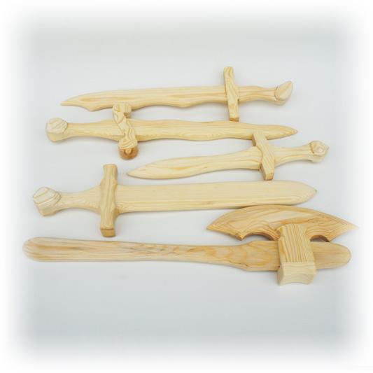 Как сделать игрушки из дерева 35