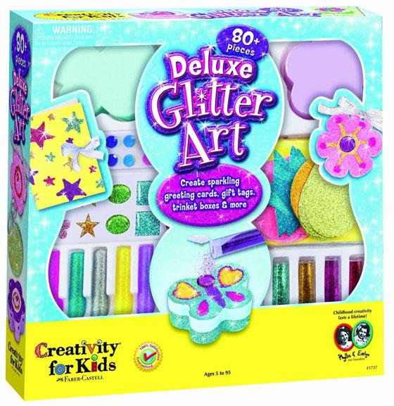 Deluxe Glitter Art