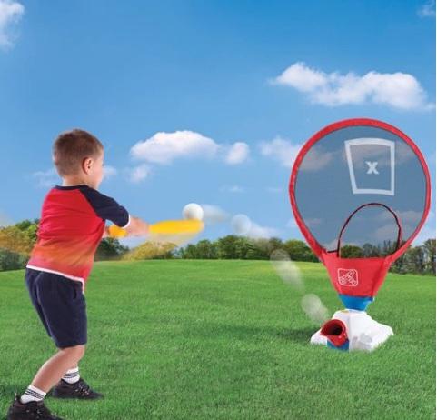 Детская стойка для игры Бейсбол Step-2