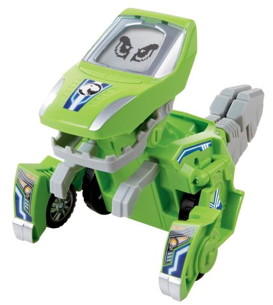 Динозавр-машинка