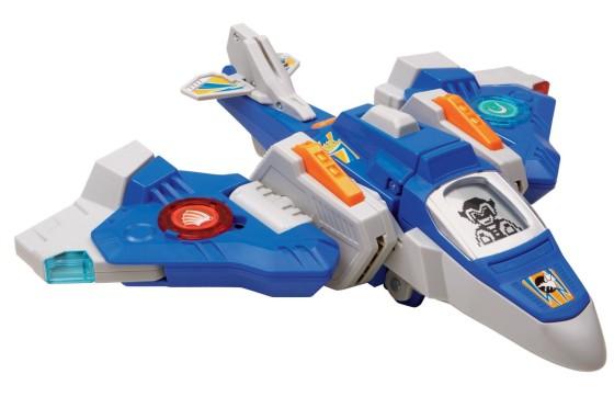 Динозавр-самолет