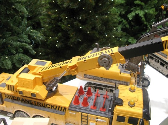 Hobby Engine строительный кран