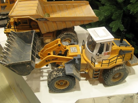 Hobby Engine трактор