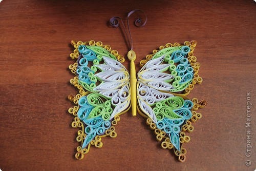 бабочка к 8 марта