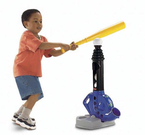 �?гровой набор Бейсбол Fisher-Price Triple Hit Baseball