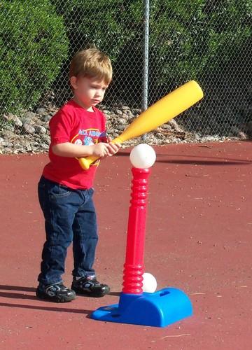 �?гровой набор Little Tikes TotSports T-Ball Set