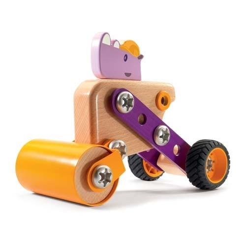 Konstruktor-transformer-Nosorog-Rol