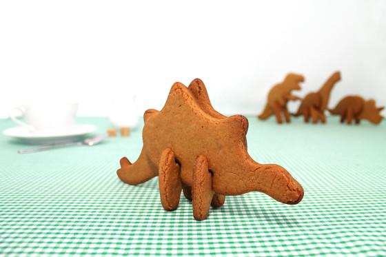 Объемное печенье
