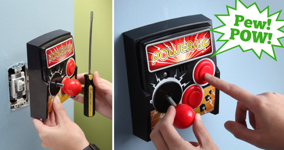Power-Up-Arcade-Light-Switch