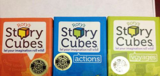 Rory's Story Cubes 3 шт