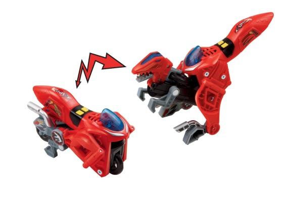 VTech динозавр-мотоцикл