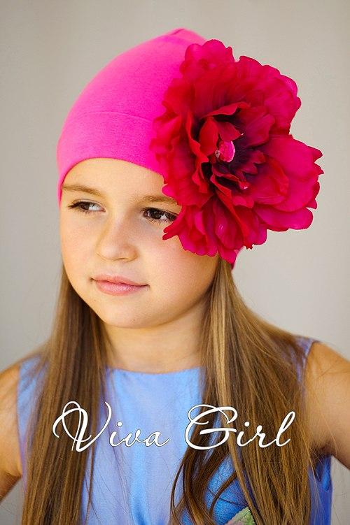 Viva Girl шапочки для девочек