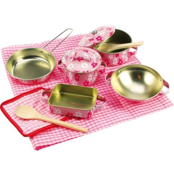 еще набор красивой посуды