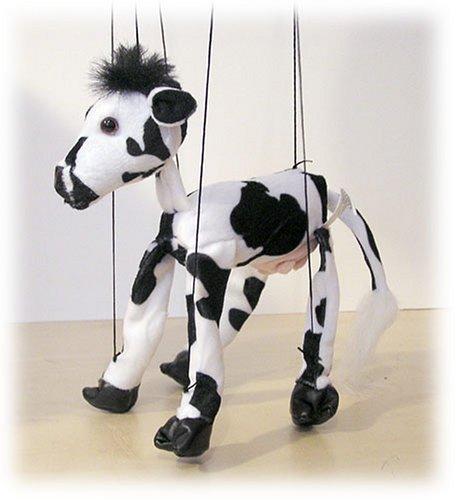марионетка корова