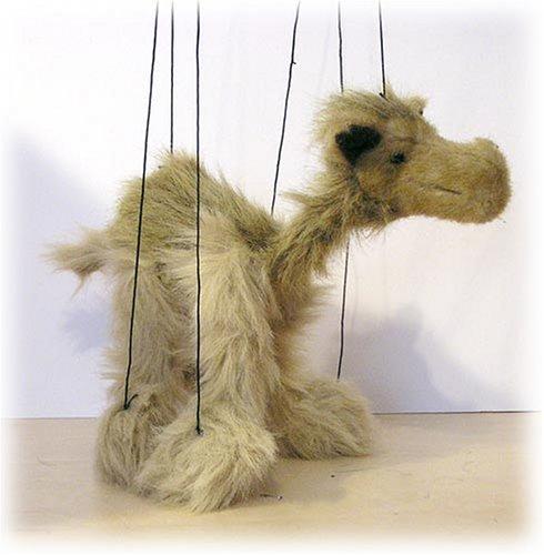 марионетка верблюд