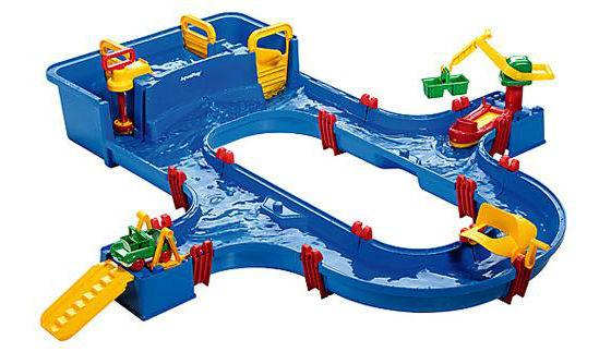 Aquaplay водные игры