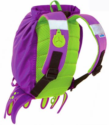 рюкзак осьминог