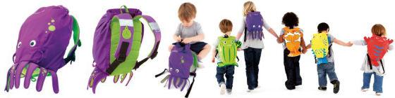 trunki детские рюкзаки