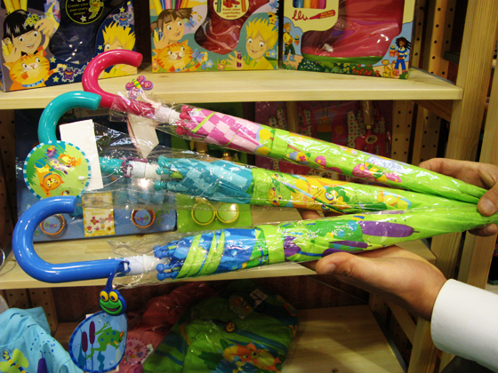 зонтики little pals