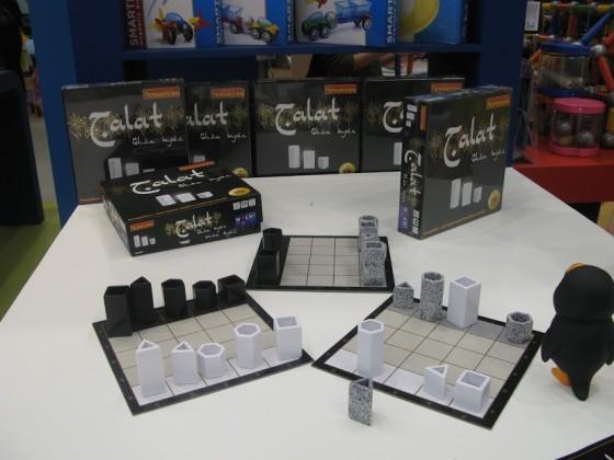 3d шахматы Талат