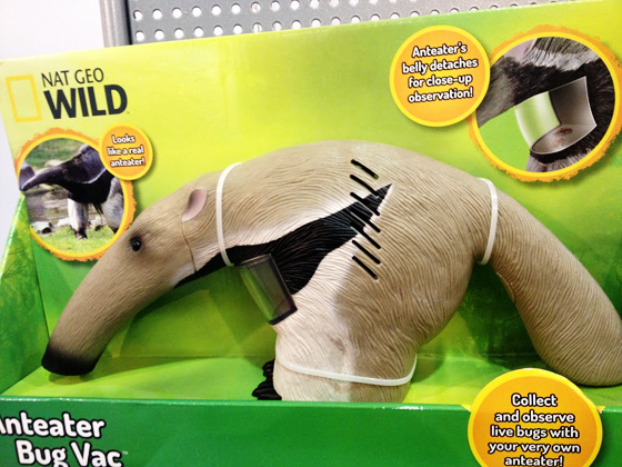 Anteater Bug Vac от Nat Geo Wild