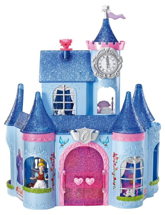 Cinderella Magic Clip Doll House