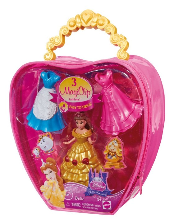 Disney Princess Fairytale MagiClip Belle