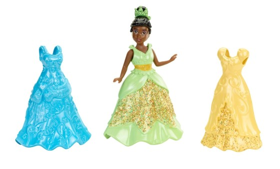 Disney Princess Fairytale MagiClip Tiana Fashion Bag by Mattel