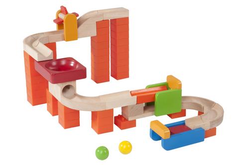 Trix Track Лабиринт для шариков из дерева