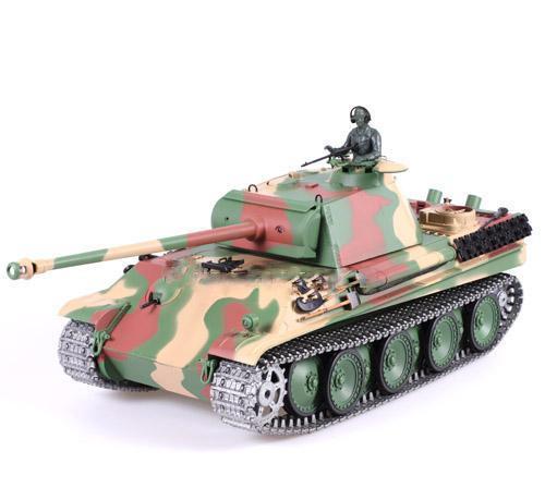 """Радиоуправляемый танк Panther """"Пантера"""" type G 1:16"""
