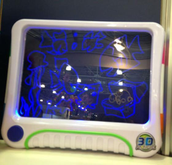 Магический 3d экран