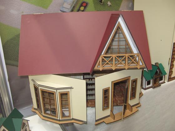 кукольный домик лак-дизайн